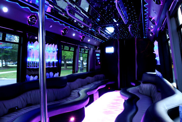 22 Seater Party Bus AustinTX