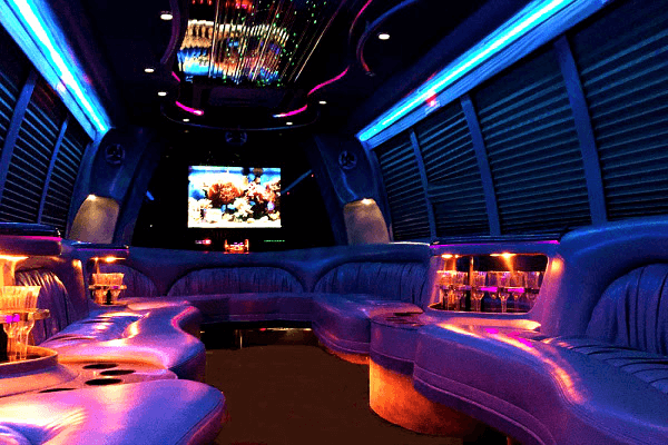 Austin 18 Passenger Party Bus
