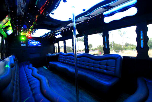 Party Bus For 40 People Austin